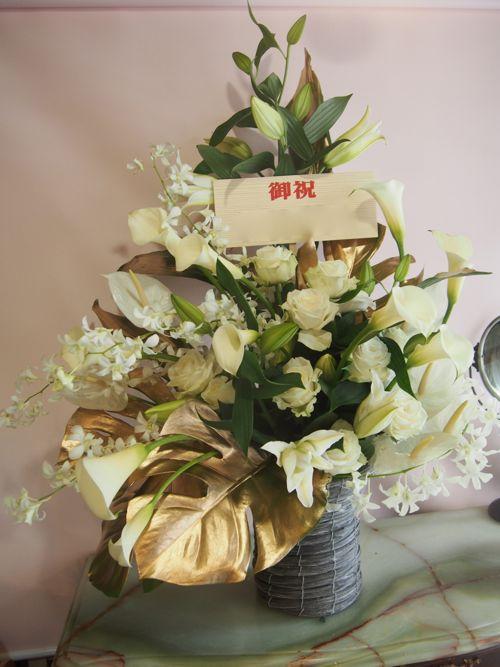 花ギフト|フラワーギフト|誕生日 花|カノシェ話題|スタンド花|ウエディングブーケ|花束|花屋|56886