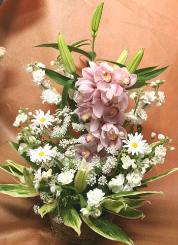 花ギフト フラワーギフト 誕生日 花 カノシェ話題 スタンド花 ウエディングブーケ 花束 花屋 ゆこさん
