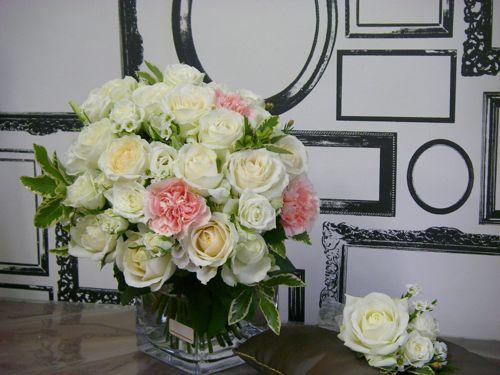 花ギフト|フラワーギフト|誕生日 花|カノシェ話題|スタンド花|ウエディングブーケ|花束|花屋|P1010581