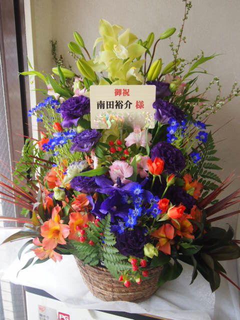 花ギフト|フラワーギフト|誕生日 花|カノシェ話題|スタンド花|ウエディングブーケ|花束|花屋|54475