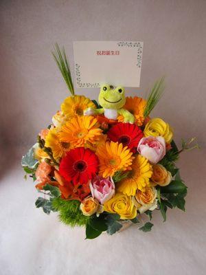 花ギフト|フラワーギフト|誕生日 花|カノシェ話題|スタンド花|ウエディングブーケ|花束|花屋|38847