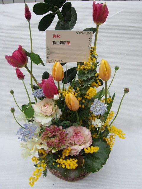 花ギフト|フラワーギフト|誕生日 花|カノシェ話題|スタンド花|ウエディングブーケ|花束|花屋|53317