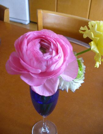 花ギフト|フラワーギフト|誕生日 花|カノシェ話題|スタンド花|ウエディングブーケ|花束|花屋|ラナンキュラスピンク