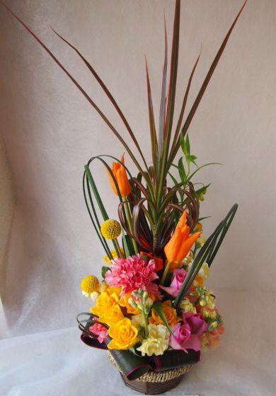 花ギフト|フラワーギフト|誕生日 花|カノシェ話題|スタンド花|ウエディングブーケ|花束|花屋|100191