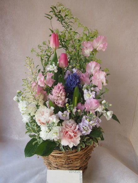 花ギフト|フラワーギフト|誕生日 花|カノシェ話題|スタンド花|ウエディングブーケ|花束|花屋|46739