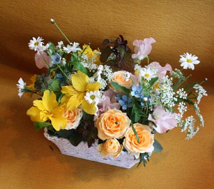 花ギフト|フラワーギフト|誕生日 花|カノシェ話題|スタンド花|ウエディングブーケ|花束|花屋|りえ 小花