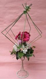 花ギフト|フラワーギフト|誕生日 花|カノシェ話題|スタンド花|ウエディングブーケ|花束|花屋|林さん111