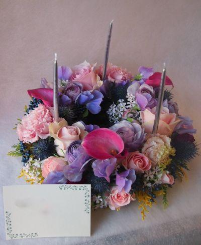 花ギフト|フラワーギフト|誕生日 花|カノシェ話題|スタンド花|ウエディングブーケ|花束|花屋|37730