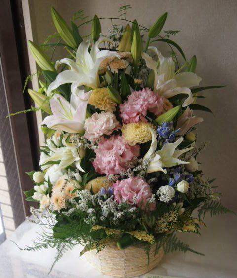 花ギフト|フラワーギフト|誕生日 花|カノシェ話題|スタンド花|ウエディングブーケ|花束|花屋|49784