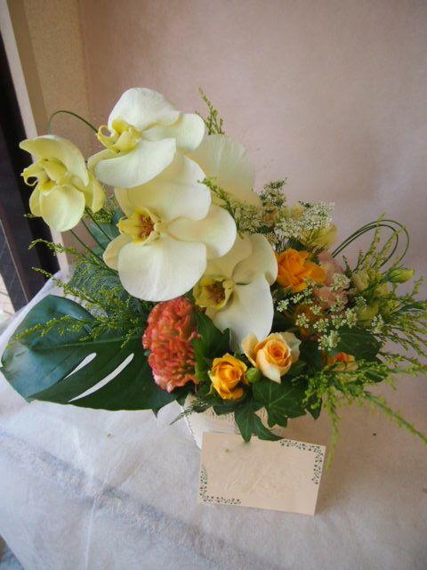 花ギフト|フラワーギフト|誕生日 花|カノシェ話題|スタンド花|ウエディングブーケ|花束|花屋|42972
