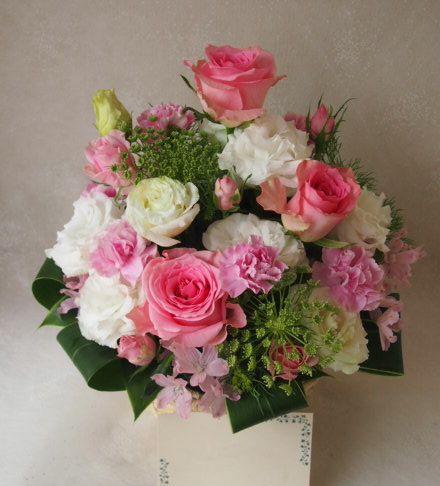 花ギフト|フラワーギフト|誕生日 花|カノシェ話題|スタンド花|ウエディングブーケ|花束|花屋|48166