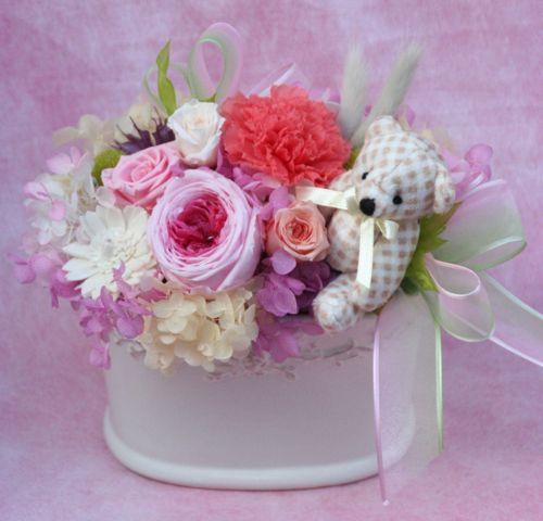 花ギフト|フラワーギフト|誕生日 花|カノシェ話題|スタンド花|ウエディングブーケ|花束|花屋|IMG_9795
