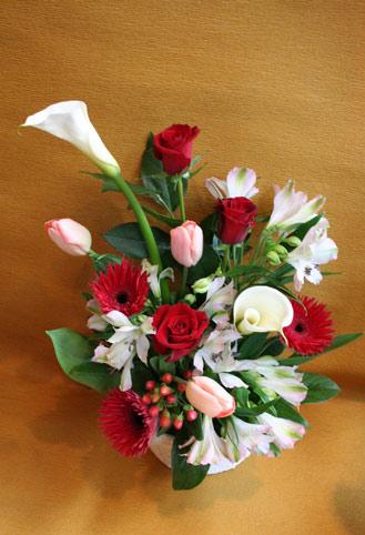 花ギフト|フラワーギフト|誕生日 花|カノシェ話題|スタンド花|ウエディングブーケ|花束|花屋|赤かよこ