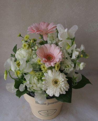 花ギフト|フラワーギフト|誕生日 花|カノシェ話題|スタンド花|ウエディングブーケ|花束|花屋|53710
