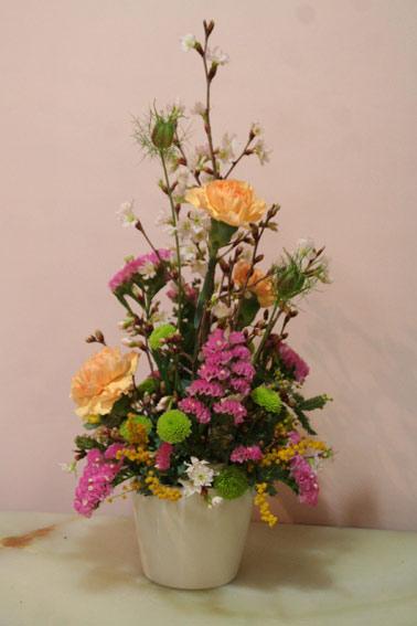 花ギフト|フラワーギフト|誕生日 花|カノシェ話題|スタンド花|ウエディングブーケ|花束|花屋|IMG_2711