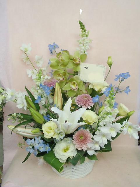 花ギフト|フラワーギフト|誕生日 花|カノシェ話題|スタンド花|ウエディングブーケ|花束|花屋|あゆみお供え