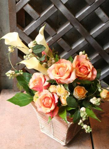 花ギフト|フラワーギフト|誕生日 花|カノシェ話題|スタンド花|ウエディングブーケ|花束|花屋|チェリー