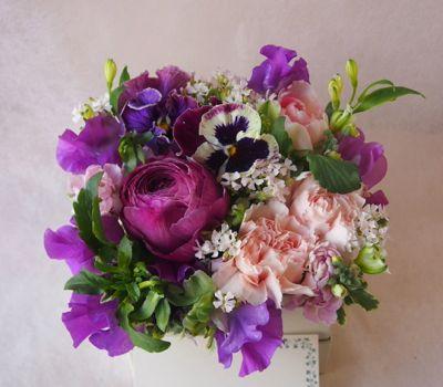 花ギフト|フラワーギフト|誕生日 花|カノシェ話題|スタンド花|ウエディングブーケ|花束|花屋|38957