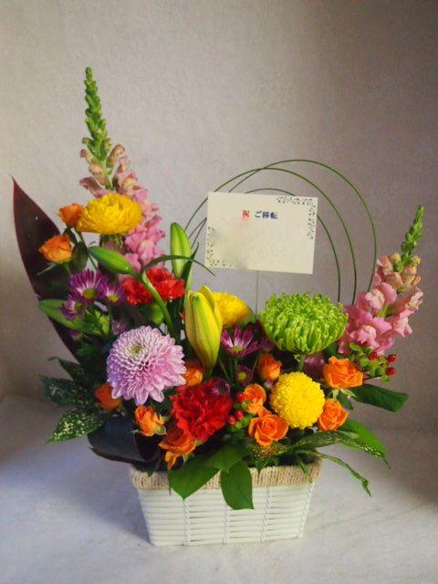 花ギフト|フラワーギフト|誕生日 花|カノシェ話題|スタンド花|ウエディングブーケ|花束|花屋|52158