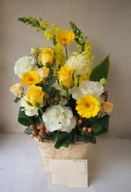 花ギフト|フラワーギフト|誕生日 花|カノシェ話題|スタンド花|ウエディングブーケ|花束|花屋|52553