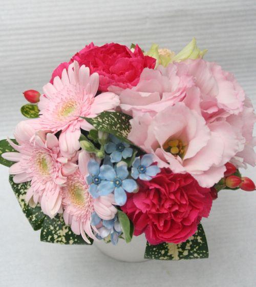 花ギフト|フラワーギフト|誕生日 花|カノシェ話題|スタンド花|ウエディングブーケ|花束|花屋|IMG_1267