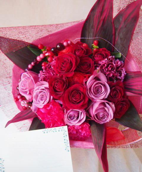 花ギフト|フラワーギフト|誕生日 花|カノシェ話題|スタンド花|ウエディングブーケ|花束|花屋|45377