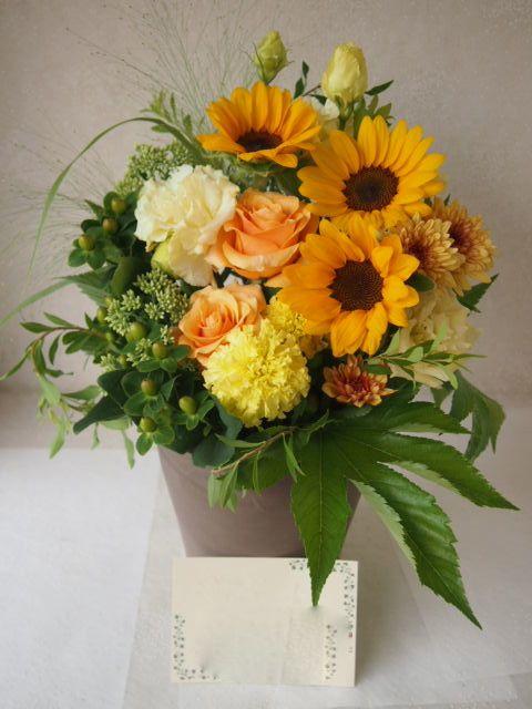 花ギフト|フラワーギフト|誕生日 花|カノシェ話題|スタンド花|ウエディングブーケ|花束|花屋|49848