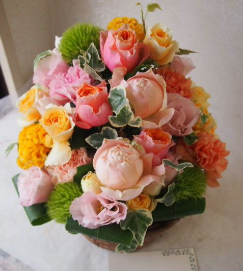 花ギフト|フラワーギフト|誕生日 花|カノシェ話題|スタンド花|ウエディングブーケ|花束|花屋|49375