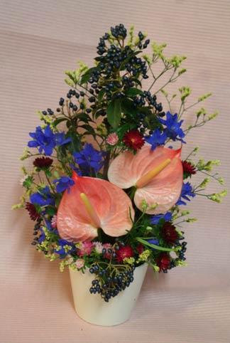 花ギフト|フラワーギフト|誕生日 花|カノシェ話題|スタンド花|ウエディングブーケ|花束|花屋|IMG_1642