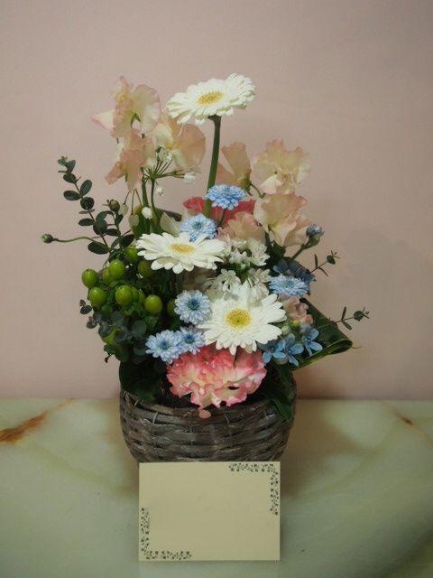 花ギフト|フラワーギフト|誕生日 花|カノシェ話題|スタンド花|ウエディングブーケ|花束|花屋|54124