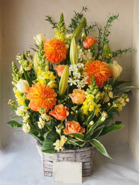 花ギフト|フラワーギフト|誕生日 花|カノシェ話題|スタンド花|ウエディングブーケ|花束|花屋|53250
