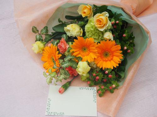 花ギフト|フラワーギフト|誕生日 花|カノシェ話題|スタンド花|ウエディングブーケ|花束|花屋|56034