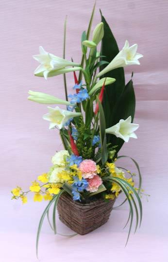 花ギフト|フラワーギフト|誕生日 花|カノシェ話題|スタンド花|ウエディングブーケ|花束|花屋|2015_sum_a1
