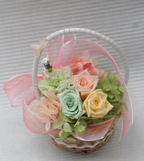 花ギフト|フラワーギフト|誕生日 花|カノシェ話題|スタンド花|ウエディングブーケ|花束|花屋|IMG_0664