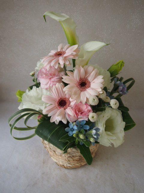 花ギフト|フラワーギフト|誕生日 花|カノシェ話題|スタンド花|ウエディングブーケ|花束|花屋|51578