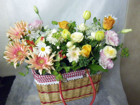 花ギフト|フラワーギフト|誕生日 花|カノシェ話題|スタンド花|ウエディングブーケ|花束|花屋|haru-