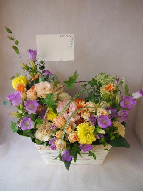 花ギフト|フラワーギフト|誕生日 花|カノシェ話題|スタンド花|ウエディングブーケ|花束|花屋|40952