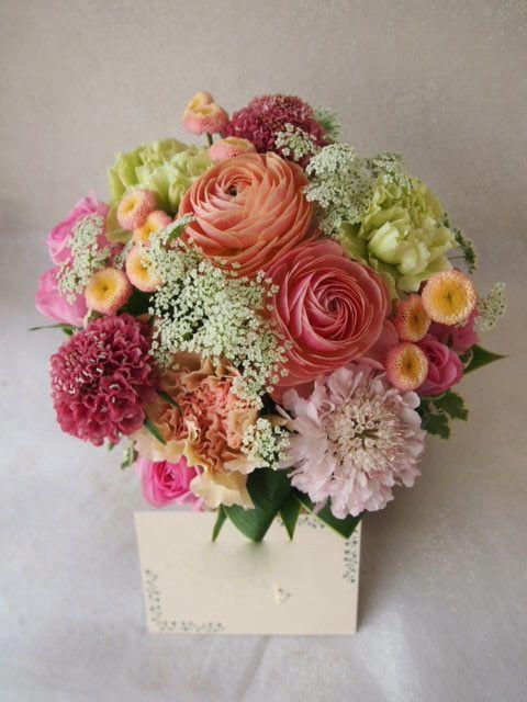 花ギフト|フラワーギフト|誕生日 花|カノシェ話題|スタンド花|ウエディングブーケ|花束|花屋|54037