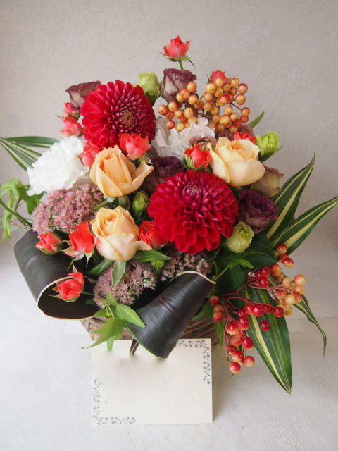 花ギフト|フラワーギフト|誕生日 花|カノシェ話題|スタンド花|ウエディングブーケ|花束|花屋|50385
