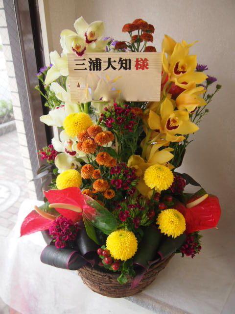 花ギフト|フラワーギフト|誕生日 花|カノシェ話題|スタンド花|ウエディングブーケ|花束|花屋|51849