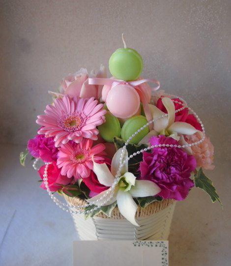 花ギフト|フラワーギフト|誕生日 花|カノシェ話題|スタンド花|ウエディングブーケ|花束|花屋|52888
