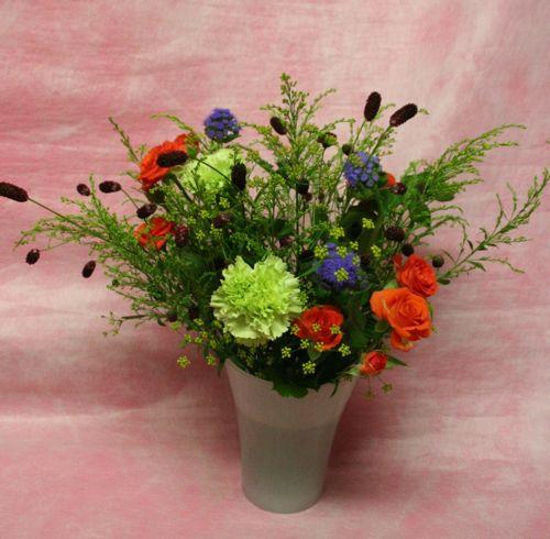 花ギフト|フラワーギフト|誕生日 花|カノシェ話題|スタンド花|ウエディングブーケ|花束|花屋|IMG_9703