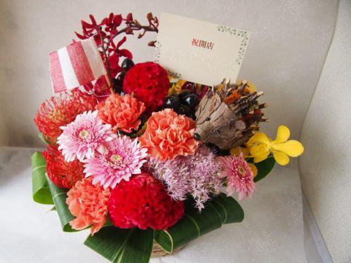 花ギフト|フラワーギフト|誕生日 花|カノシェ話題|スタンド花|ウエディングブーケ|花束|花屋|58323