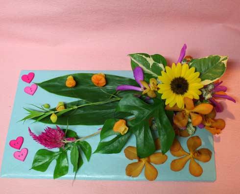 花ギフト|フラワーギフト|誕生日 花|カノシェ話題|スタンド花|ウエディングブーケ|花束|花屋|谷山さん