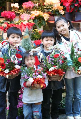花ギフト|フラワーギフト|誕生日 花|カノシェ話題|スタンド花|ウエディングブーケ|花束|花屋|できたよ