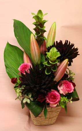 花ギフト|フラワーギフト|誕生日 花|カノシェ話題|スタンド花|ウエディングブーケ|花束|花屋|IMG_8292
