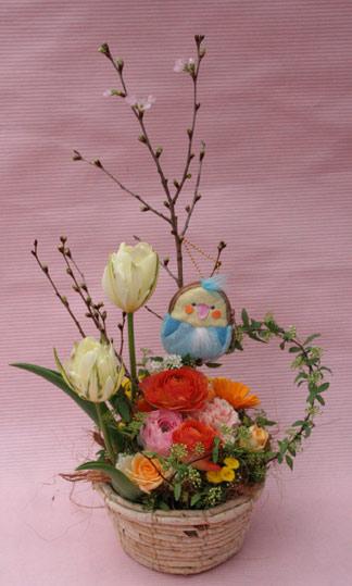 花ギフト|フラワーギフト|誕生日 花|カノシェ話題|スタンド花|ウエディングブーケ|花束|花屋|2015_w_a2