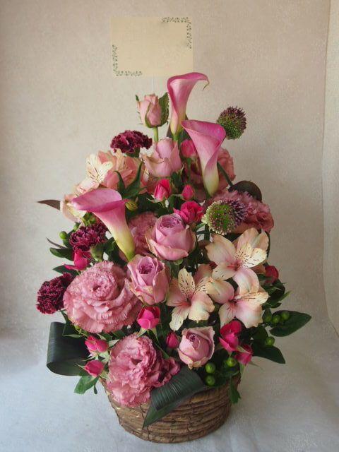 花ギフト|フラワーギフト|誕生日 花|カノシェ話題|スタンド花|ウエディングブーケ|花束|花屋|56077