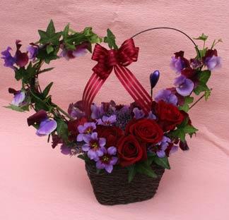 花ギフト|フラワーギフト|誕生日 花|カノシェ話題|スタンド花|ウエディングブーケ|花束|花屋|valentine2012_a_03