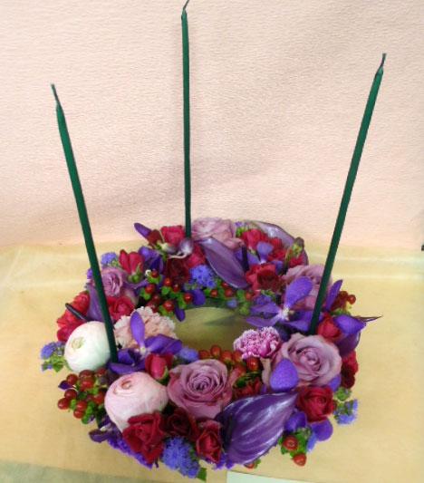 花ギフト|フラワーギフト|誕生日 花|カノシェ話題|スタンド花|ウエディングブーケ|花束|花屋|jun-otona